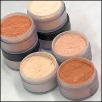 Translucent Loose Powder Foundation